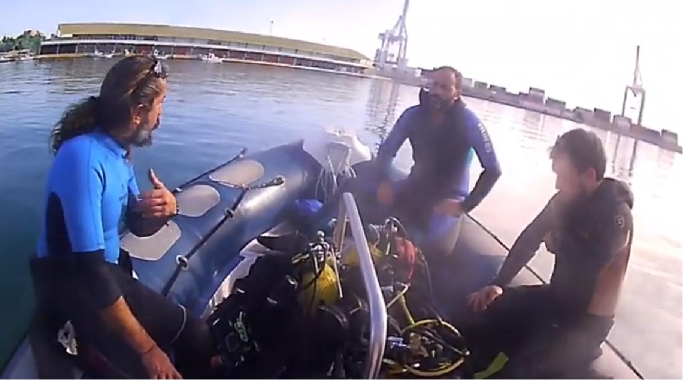 Curso Open Water en Alicante